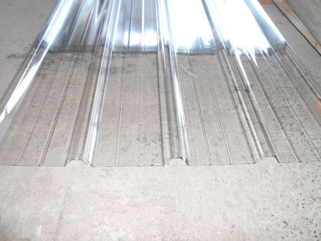 Tôle Polycarbonate Transparente Pour Couverture Ou Bardage destiné Tole Polycarbonate