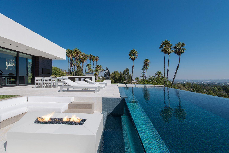 Top 16 Des Plus Belles Villas Design De Los Angeles | Área ... à Mobilier De Jardin Design De Luxe