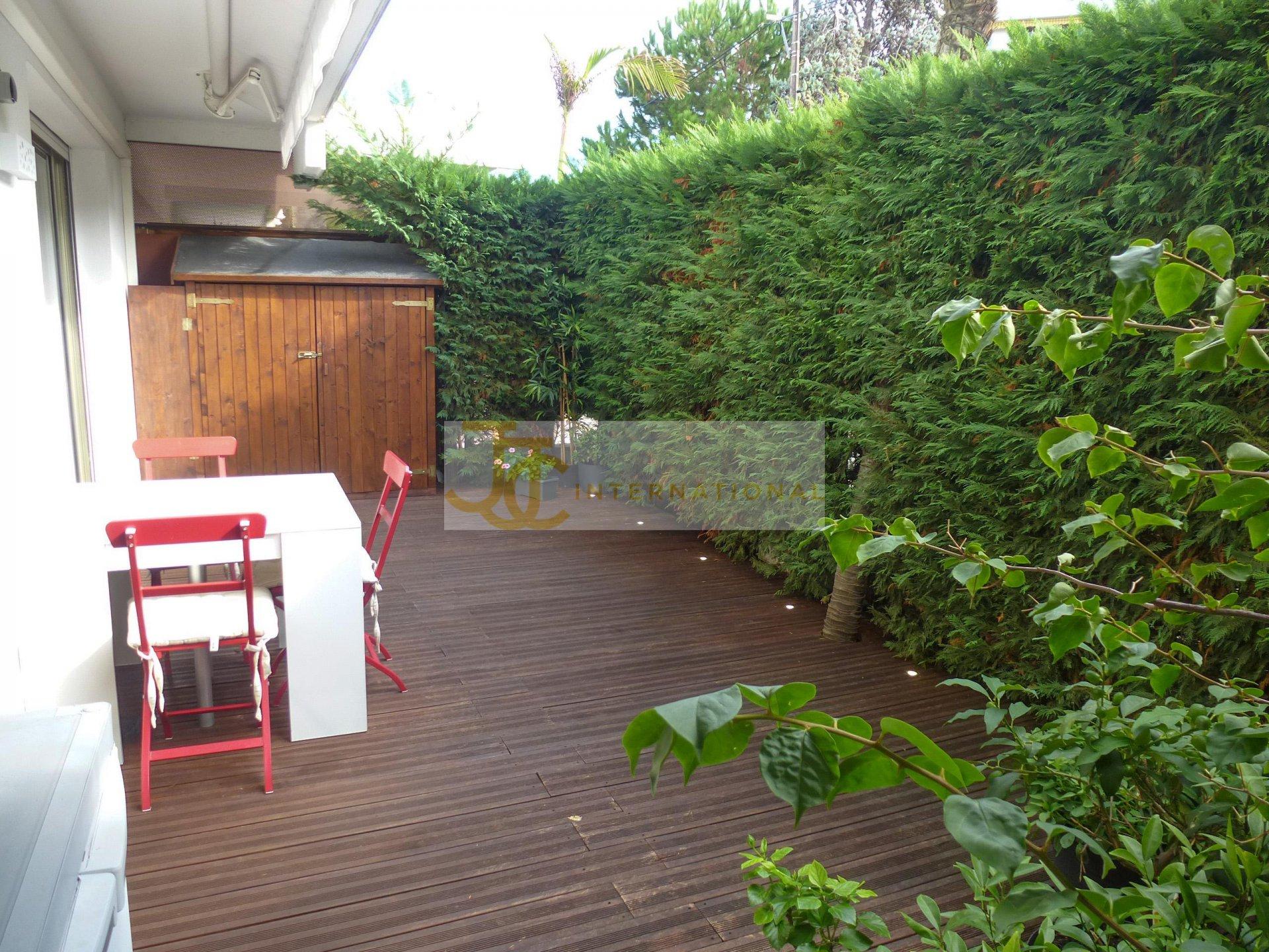 Très Beau 2 Pièces En Rez De Jardin intérieur Location Rez De Jardin Antibes