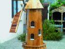 Un Moulin À Vent Pour Le Jardin | Bois+ Le Bouvet à Moulin À Vent Pour Jardin
