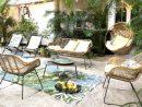 Un Salon De Jardin Pas Cher Vintage, Maisons Du Monde, #cher ... concernant Salon De Jardin Pas Cher