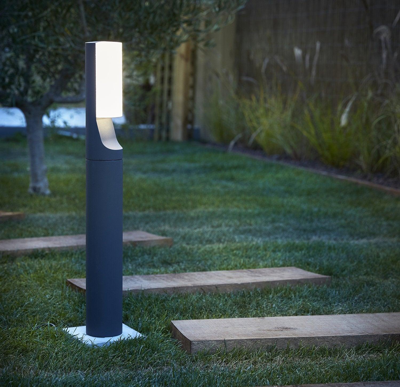 Une Entrée En Lumière | Leroy Merlin à Tyrolienne Jardin Leroy Merlin