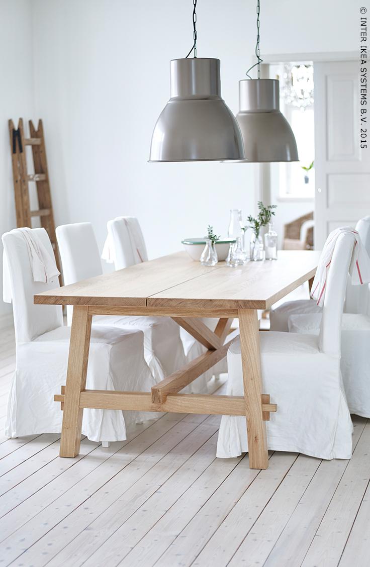 Une Table Pour Toutes Les Occasions. Table Pliante Möckelby ... à Table Jardin Ikea Occasion