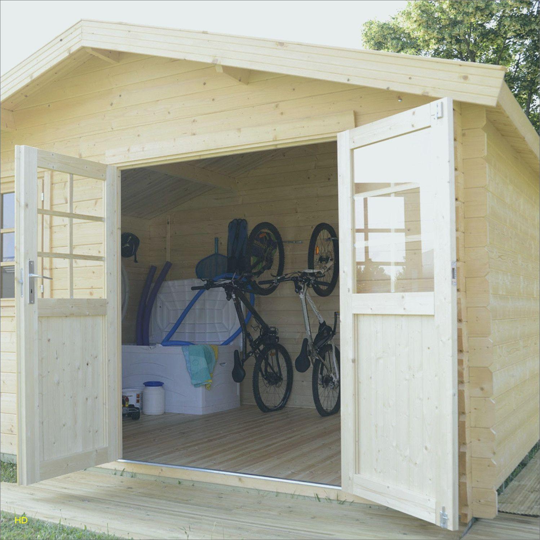 Unique Porte De Garage Bois Brico Depot | Abri De Jardin ... pour Brico Abri De Jardin