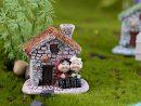 Us $4.61 25% Off|Ev Ve Bahçe'ten Heykelcikler Ve Minyatürler'de Bonsai  Dekor 4 Adet Sevimli Minyatür Ev Eski Severler Reçine El Sanatları Mini  Peri ... à Épouvantail Jardin