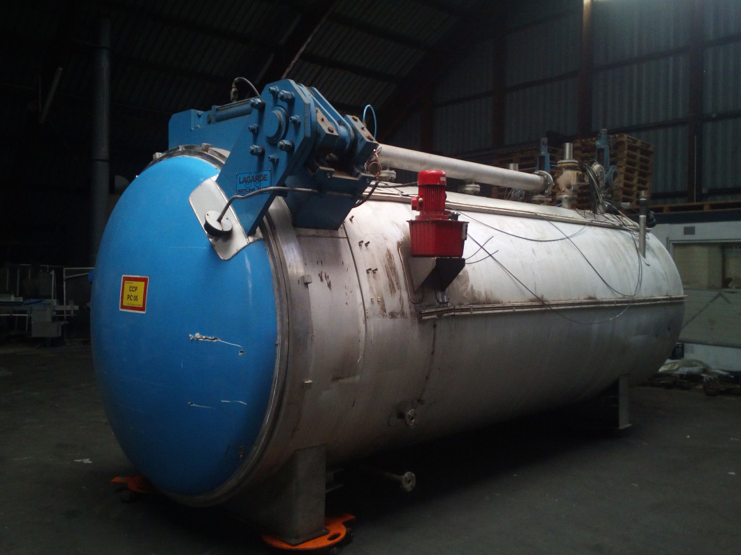 Used Lagarde Sa 766 For Sale In France - Kitmondo pour Autoclave Occasion