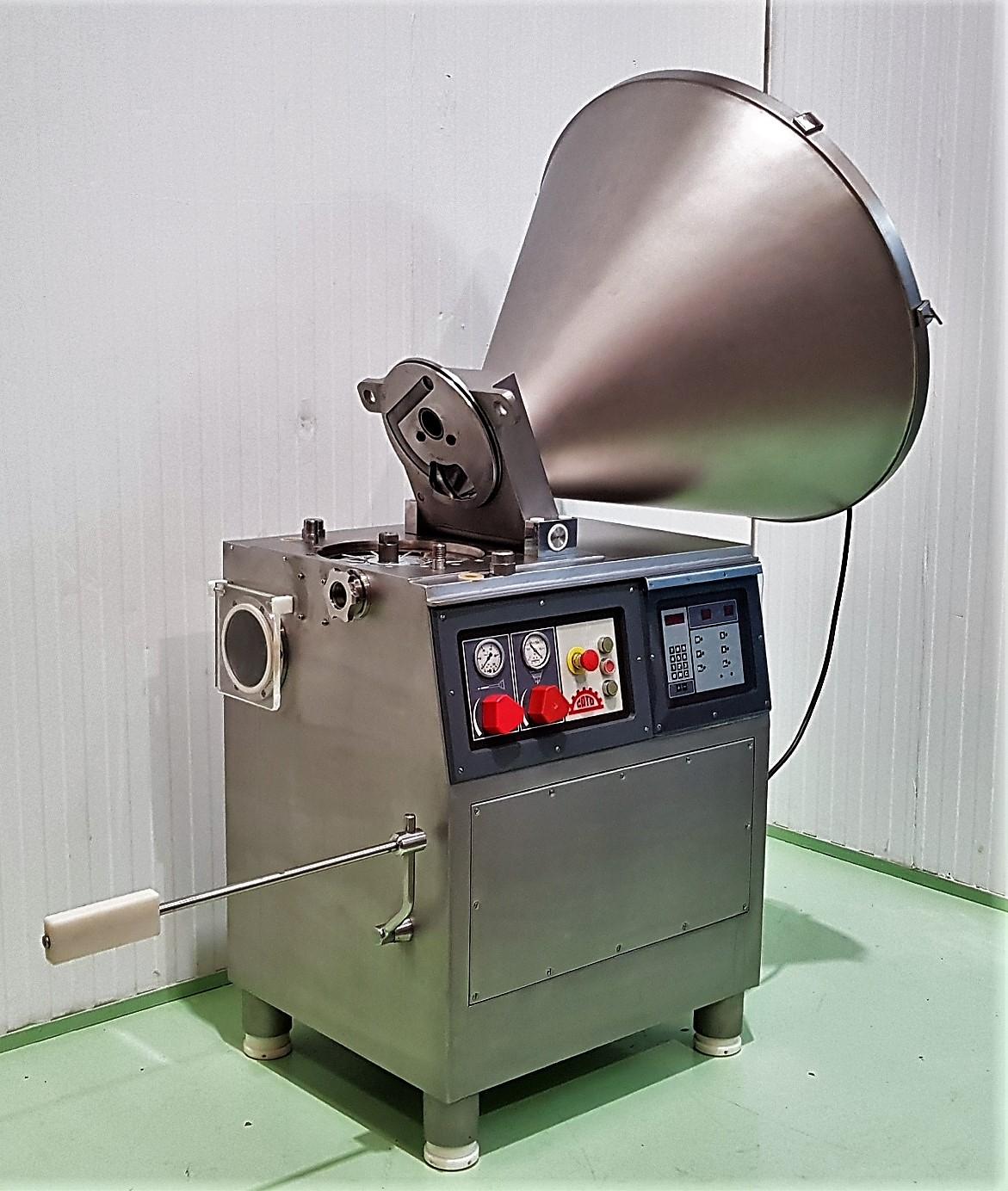 Vakumlu Dolum Makinesi Cato Eb-1 Ikinci El Makineler - Exapro encequiconcerne Autoclave Occasion