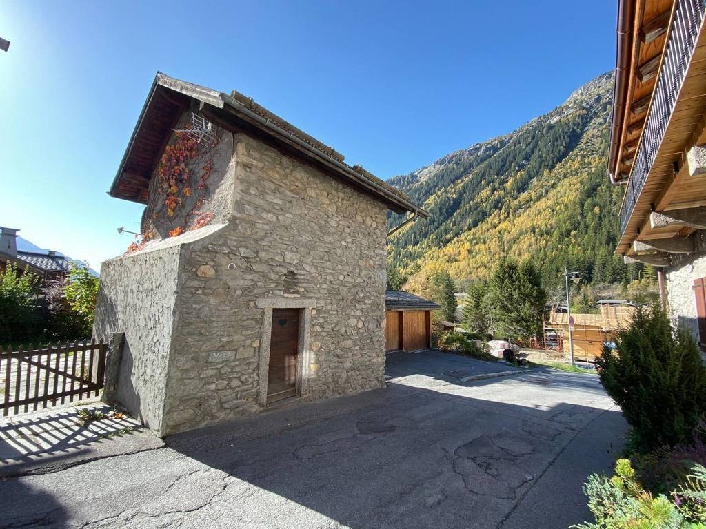 Vente Chalet 2 Pièces Chamonix-Mont-Blanc 74400 intérieur Vente Chalet Chamonix