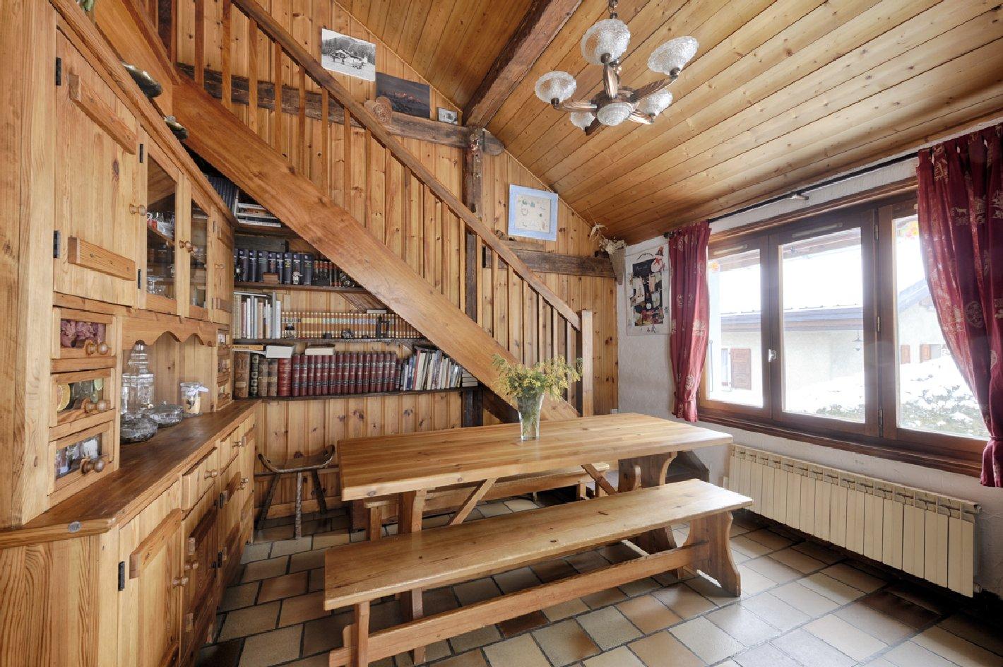 Vente Chalet À Chamonix Mt Blanc, 12 Pièces, 250 M2 dedans Vente Chalet Chamonix