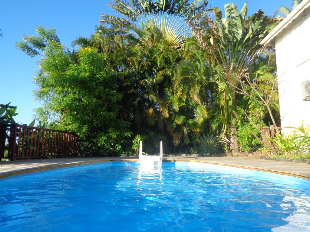 Villa Fleur De Lune, Bouillante – Updated 2020 Prices intérieur Le Jardin Tropical Bouillante