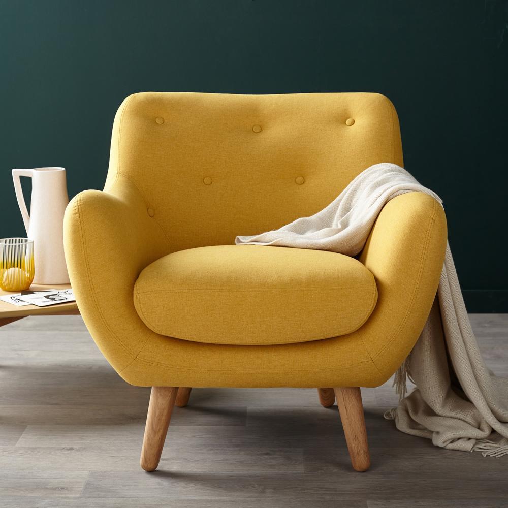 Vingt Fauteuils Ultra Confort Qui Invitent À La Paresse ... serapportantà Alinea Fauteuil