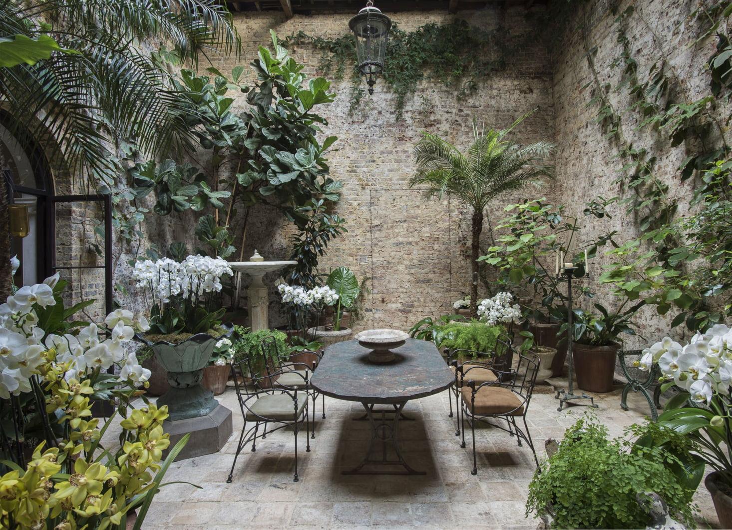 Voici De Quoi Composer Un Jardin D'hiver Bien Vert pour Composer Un Jardin