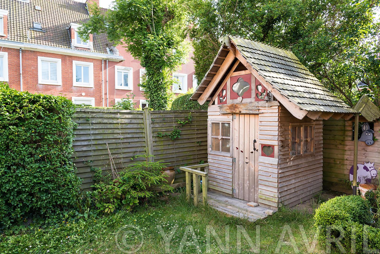 Yann Avril Photography   Garden And Nature Cabane Dans Un ... avec Cabane De Jardin